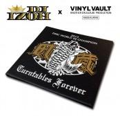 【新製品】DJ IZOH x DR. SUZUKI VINYL VAULT (レコードケース)