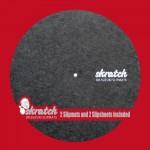 """skratch 12""""DSS-SK01  Slipmats + Slipsheets"""