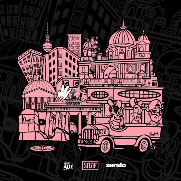 Serato Control Vinyl Stokyo