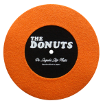 THE DONUTSORANGE/BLACKSKU: DS-7-OBKJAN: 4560225523983