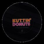 KUTTIN DONUTSBLACKDSS-7KUT-BK