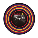 "Red Bull Thre3Style 10""SCV-RB3ST"