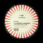"DJ Marky & Makoto - Love Again 10""SCV-SP011"