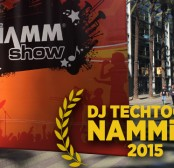 "【受賞】The DJ/Producer NAMMIes: Best of NAMM 2015 ""Frisk Fader"""