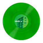 Green GlassSCV-GL-GRN-10