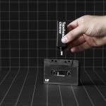 使用方法 テープヘッドクリーニングピンをクリーニング液で浸し、カセットプレーヤーにセットして再生してください。