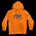 FNC College Hoodie Orange