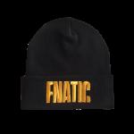 Fnatic Black and Orange Beanie