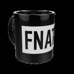 Fnatic Ceramic Mug, Logo, Black