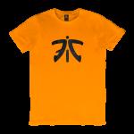 Fnatic Ess Logo Tee, Orange