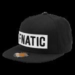 Fnatic Flat Brim Cap, White Box, Black