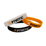 Fnatic Gummy Wristbands