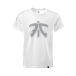 Fnatic Line Logo - Premium T White