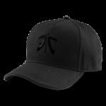 Fnatic Structured Baseball Cap Black