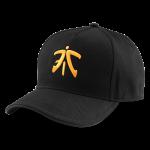Fnatic Structured Baseball Cap Orange